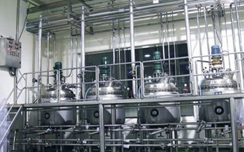 反应釜制备水性涂料虚拟仿真系统研究