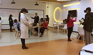机械搅拌发酵罐安全生产与发酵产品工艺设计仿真实训室