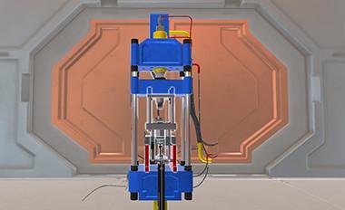 粉末冶金成形及安全防护设计