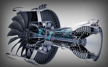 数字化航空发动机实训系统