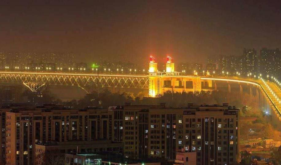 南京长江大桥艺术亮化设计虚拟仿真实验