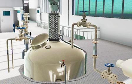 机械搅拌发酵罐安全生产与发酵产品工艺设计仿真实验
